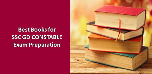 Best Preparation Books for SSC GD Constable 2018-19 Exam