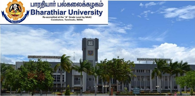 Bharathiar University Faculty & other Jobs