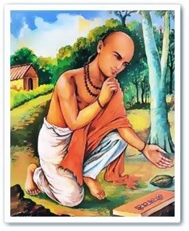 What did Bhaskaracharya invented
