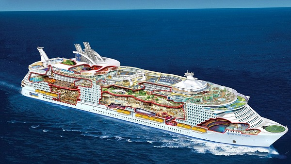 Biggest Cruise