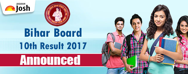Bihar Board 10th Result today