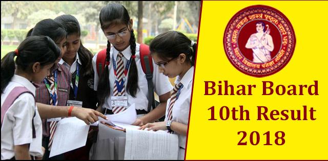 Bihar Board Result Date
