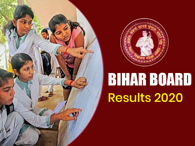 Bihar Board Results 2020