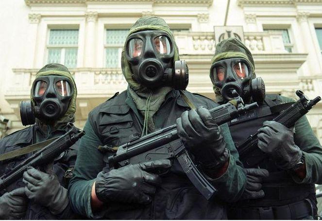 Britain-SAS-Force