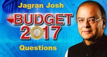 Budget for IAS Exam