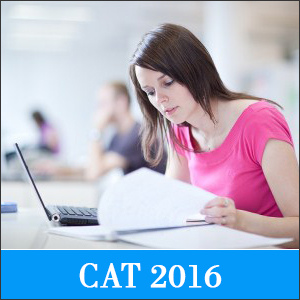 CAT 2016 Notification