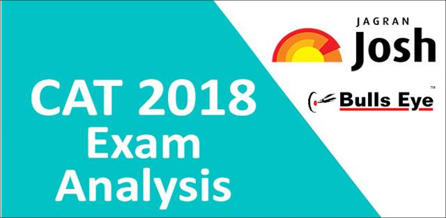 CAT 2018 Exam Analysis by Hit Bullseye