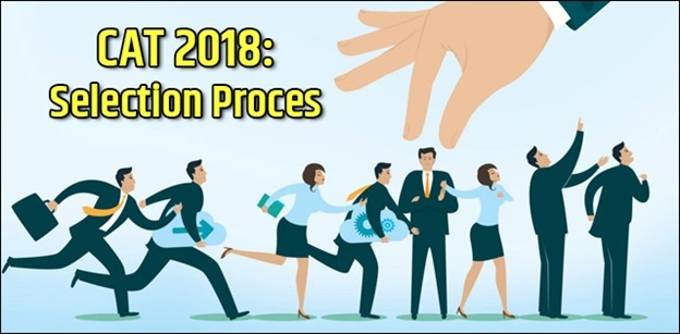 CAT 2018 Selection Process