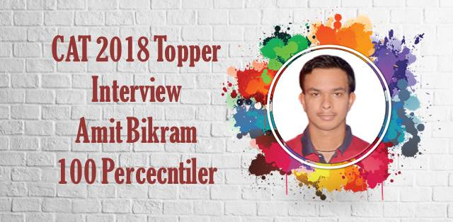 CAT 2018 Topper Interview