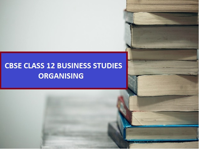 CBSE Business Studies Chapter 5