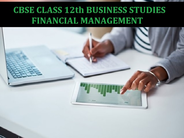 CBSE Business Studies Chapter 9