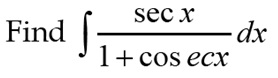 CBSE Class 12 Maths Board Exam 2018: Important question - 2