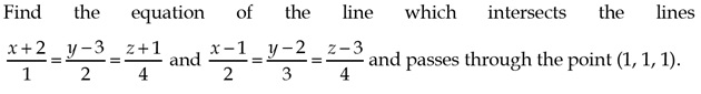 CBSE 12th Maths Sample Paper: Question number 21