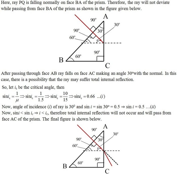 CBSE Class 12 Physics Solved Question Paper - 2016: Solution 6
