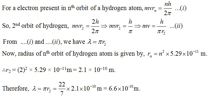 CBSE Class 12 Physics Solved Question Paper - 2016: Solution 7