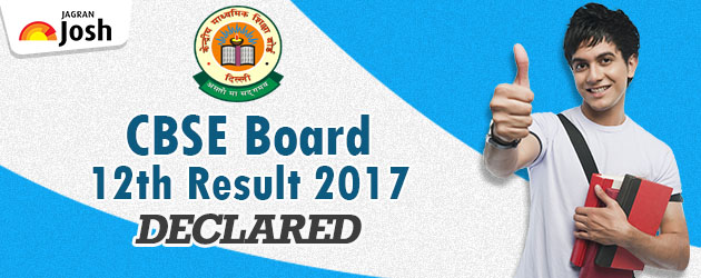CBSE 12 Result declared