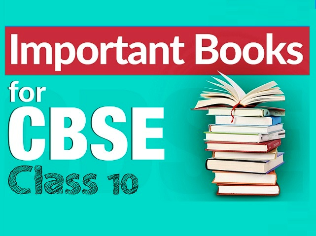 Image result for CBSE Class 10 Books List 2019-20: Check NCERT & Other Reference Books