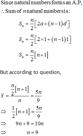 CBSE 10th Maths Exam 2020: Important MCQs from Chapter 14 Statistics with Answers