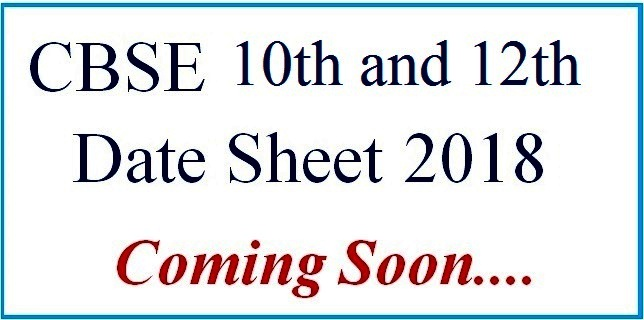 12th Up Board exam time table 2019 Pdf sheet 2019 Boards