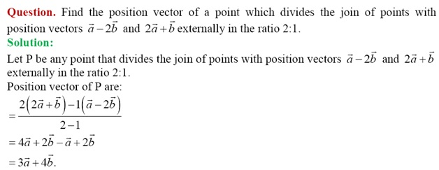 CBSE Class 12 Mathematics Solved Question Paper: 2016 - Question & Solution 2