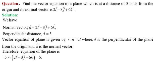 CBSE Class 12 Mathematics Solved Question Paper: 2016 - Question & Solution 3