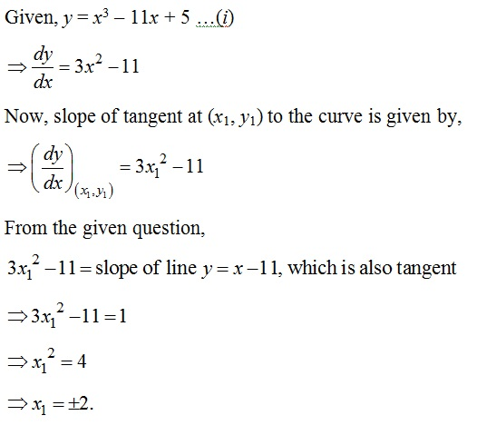 CBSE Class 12th Mathematics Solved Guess Paper: Solution 10
