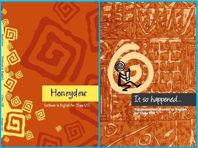 "NCERT Books for CBSE 8th English: ""Honeydew"" & ""It So Happened"""