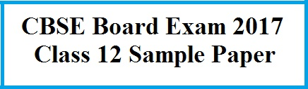CBSE Class 10 Social Science Sample Paper SA 2, 2017 board exam
