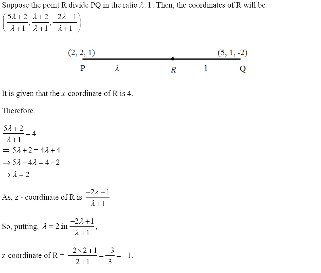 CBSE Class 12 Mathematics Solved Question Paper - 2017: Solution 4