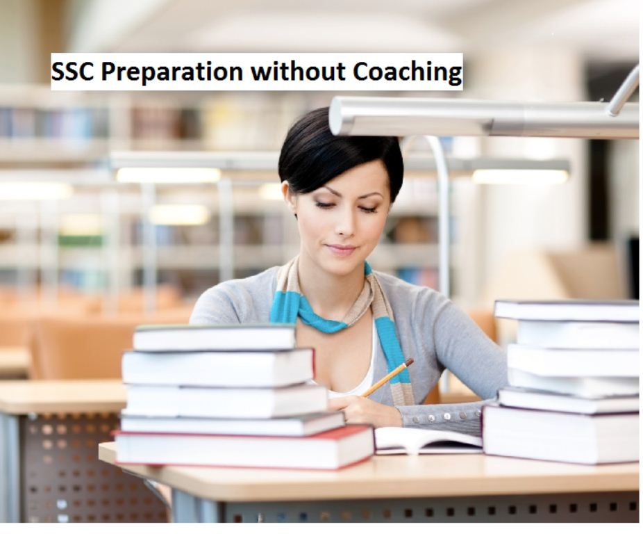 SSC CGL preparation without coaching