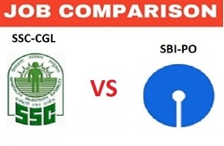 SSC CGL Vs. SBI PO