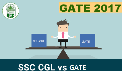 SSC CGL jobs vs. GATE jobs for engineering students