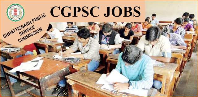 CGPSC Sports Officer and post Exam 2018