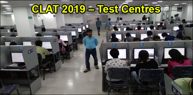CLAT 2019 Test Centres: Get state-wise list of test centers and test cities here
