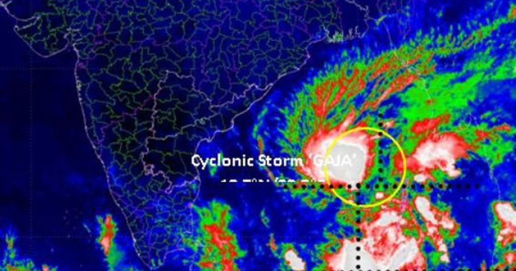 CYCLONE red alert