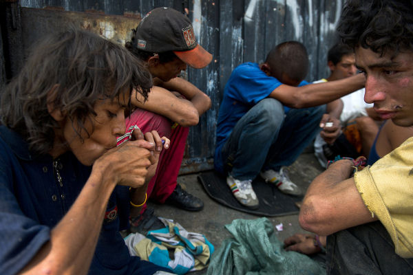 Colombia unsafe country in world