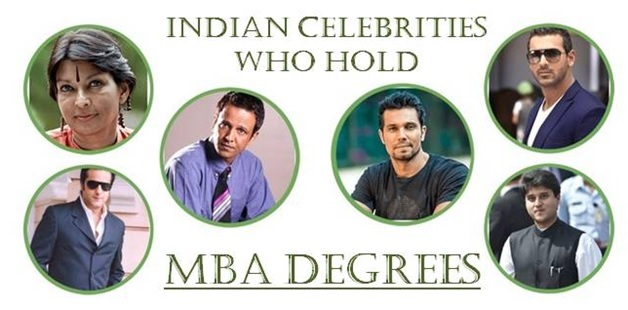 Celebrities who are MBA Graduates from top Business Schools