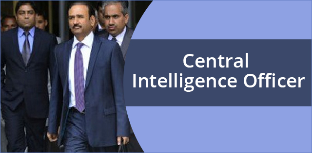 Central Intelligence Officer jobs
