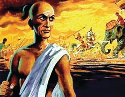 Chanakya-secret-agencies