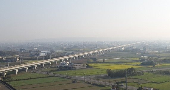 Changhua Kaohsiung Bridge
