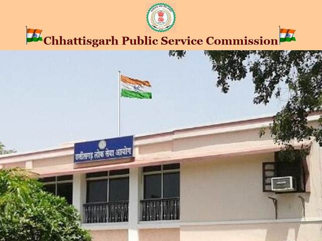 CGPSC State Service Result 2019