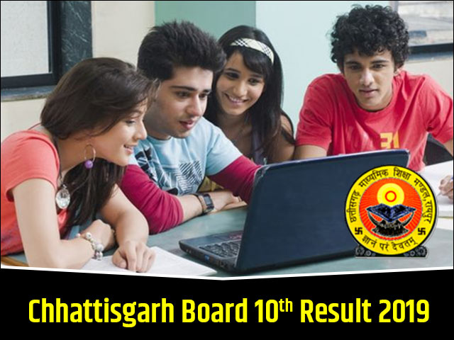 Chhattisgarh-Board-10th-Result-2019
