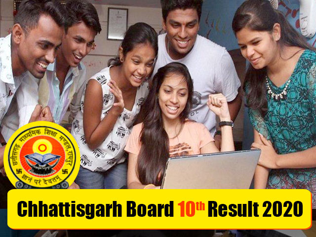 Chhattisgarh-Board-10th-Result-2020