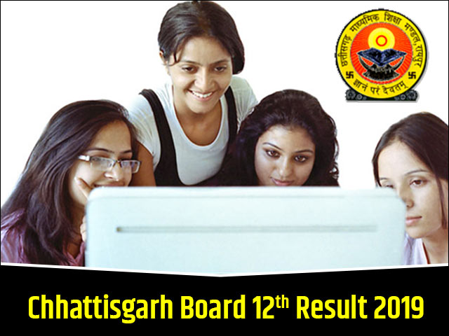 Chhattisgarh-Board-12th-Result-2019