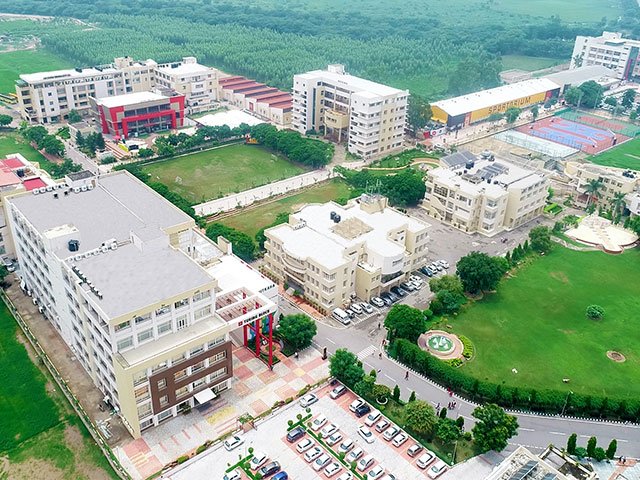 Chitkara University, Punjab is the only University from Punjab to make place in THE Impact Rankings 2020