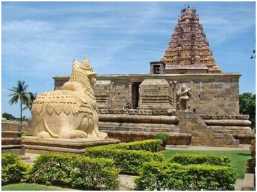 List of Temples Built during the Chola Period