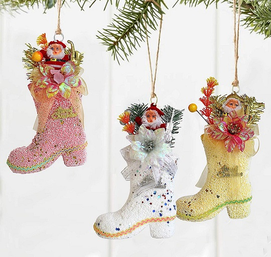 Merry Christmas 2019: Tree Decoration Items # 1