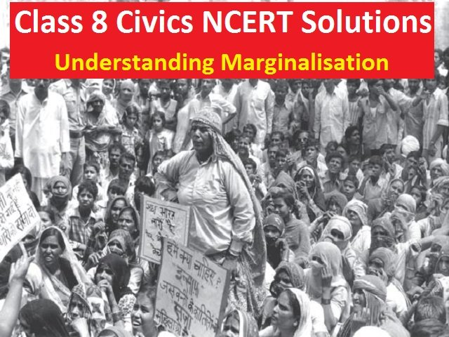 NCERT Solutions for Class 8 Social Science Civics Chapter 7