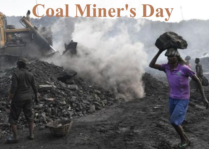Coal Miners Day 2019: History and Significance