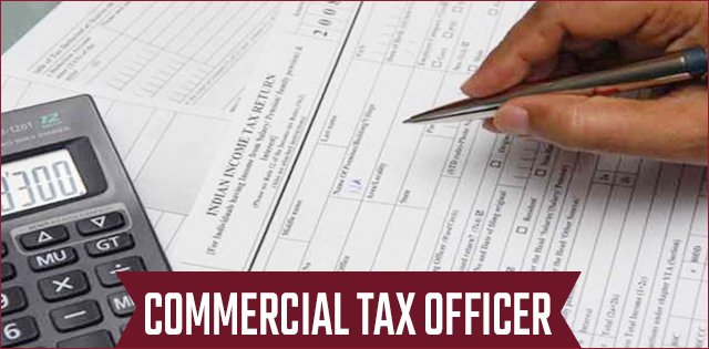 Commercial Tax Officer jobs